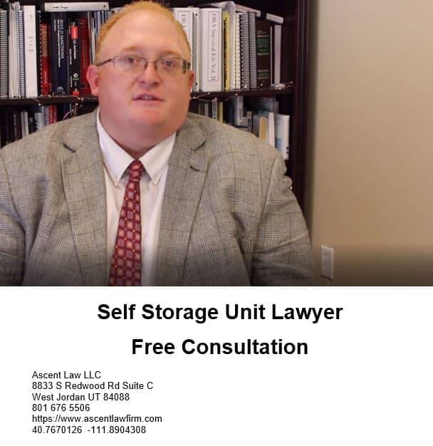 Self Storage Unit Lien Law