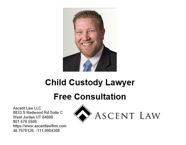 Child Custody Attorney Salt Lake City Utah