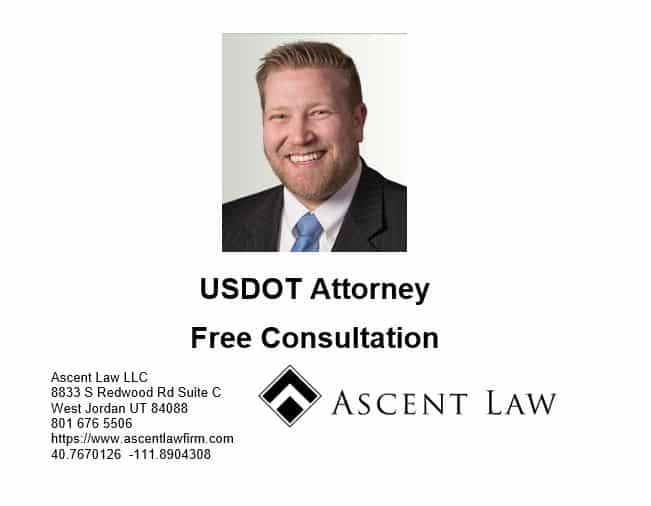 USDOT Attorney