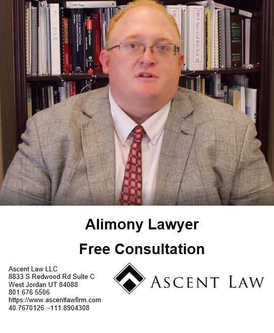 Is Alimony Mandatory In Utah