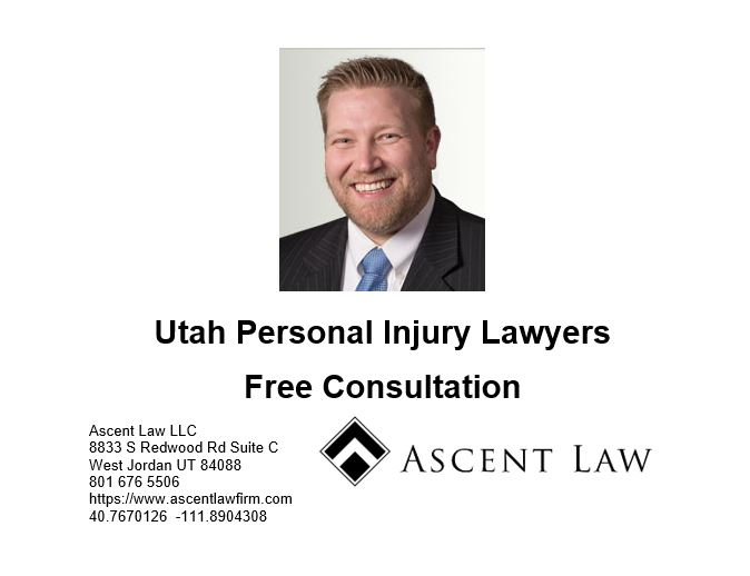 Utah Personal Injury Lawyers