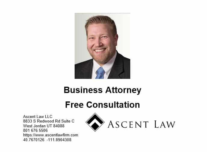 Utah Lawyer For Delaware Corporation