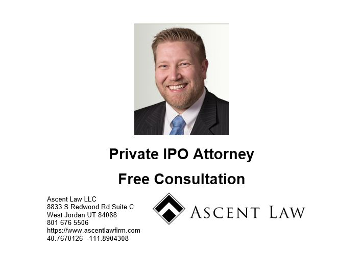 What Does Private IPO Mean?