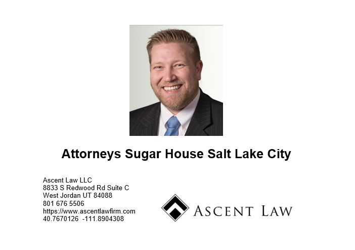 Attorneys Sugar House Salt Lake City