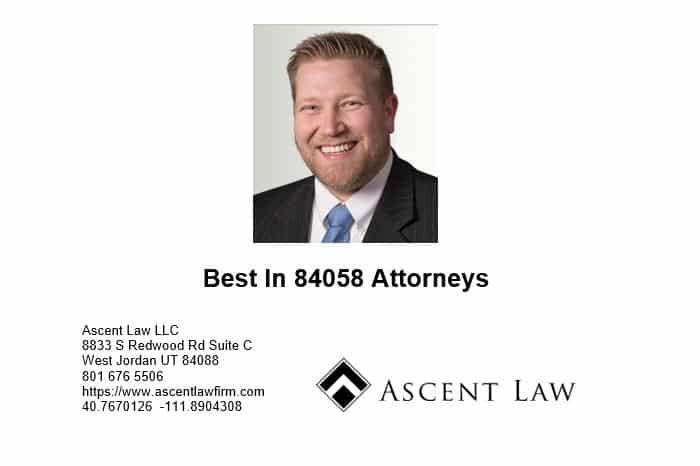Best In 84058 Attorneys