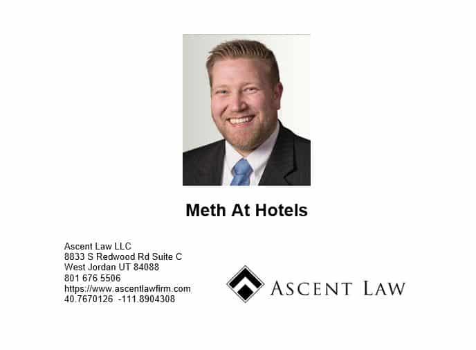 Meth At Hotels