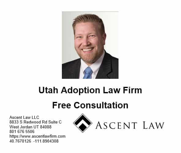 Utah Adoption Law Firm