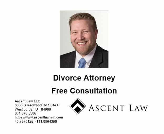Utah Divorce Code 30-3-8