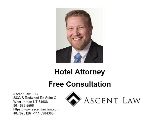 Attorney For Hotel Franchisee