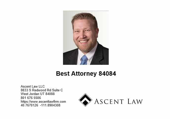 Best Attorney 84084