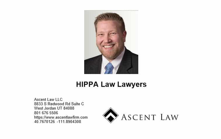 HIPPA Law Lawyers
