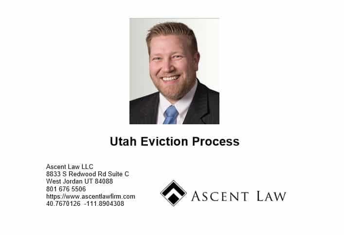 Utah Eviction Process