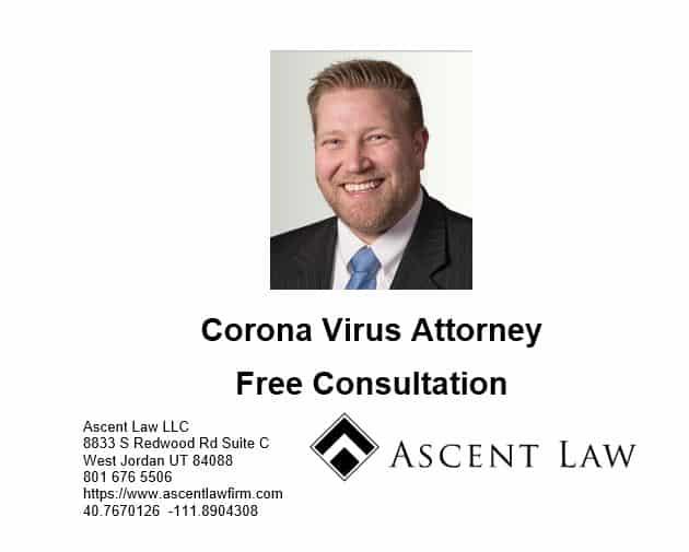 Corona Virus Attorney