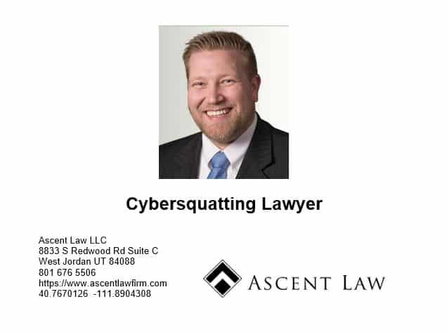 Cybersquatting Lawyer