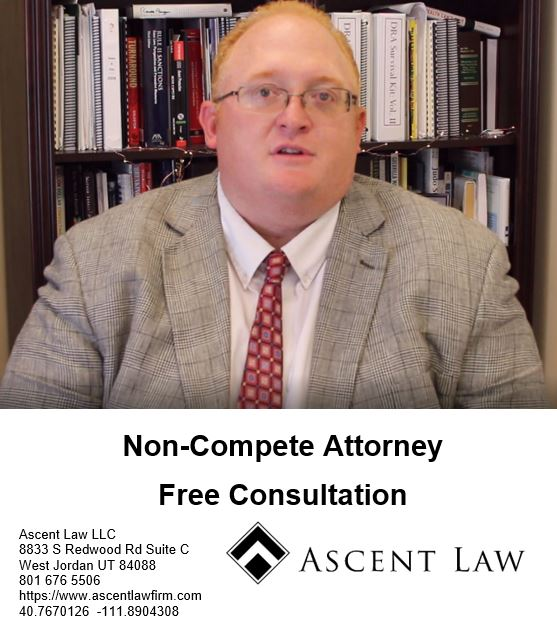 Non-Compete Law In Utah For TV And Radio Talent