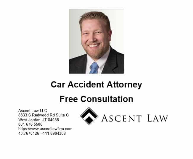 Personal Injury Law Firm South Jordan Utah