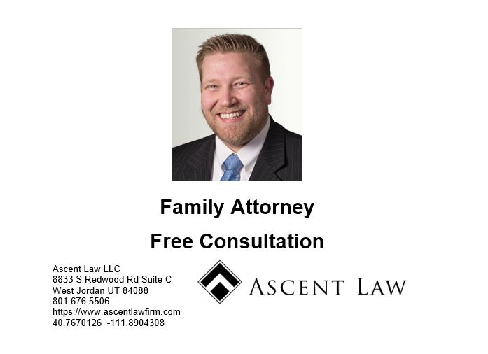 Utah Family Law Modifications