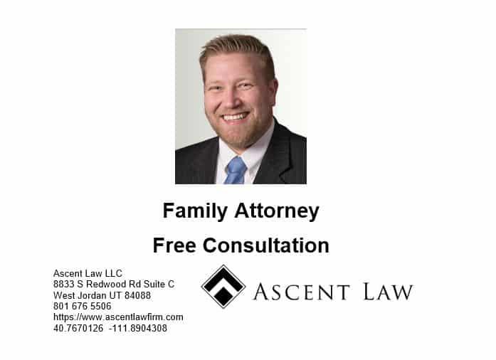 Utah Family Law Modifications
