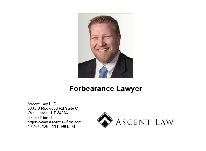 Forebearance Lawyer