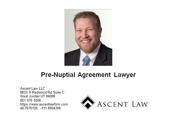Pre-Nuptial Agreement Lawyer