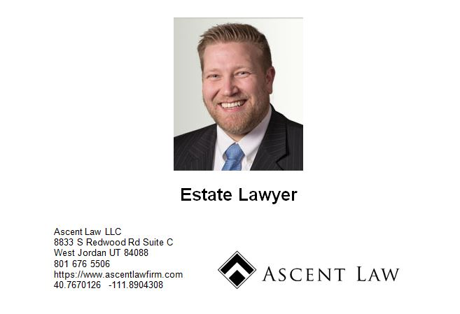 Salt Lake City Estate Planning Law Firm