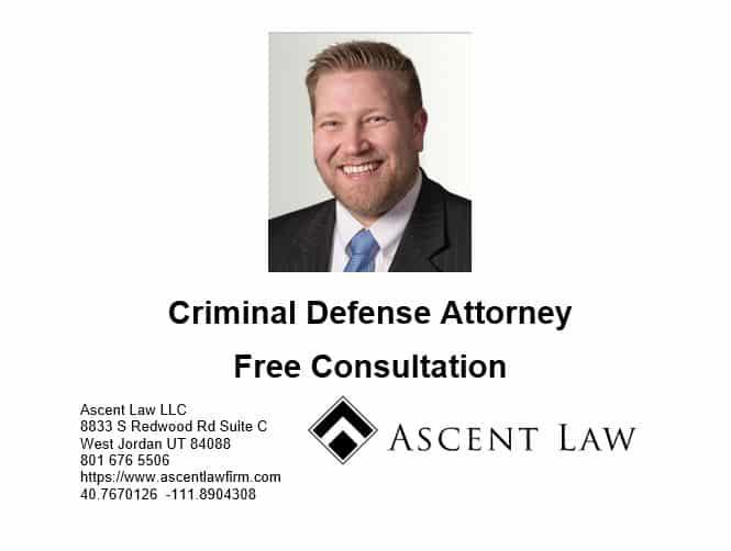 Criminal Attorney Utah
