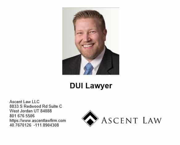 Utah DUI Attorney Salt Lake