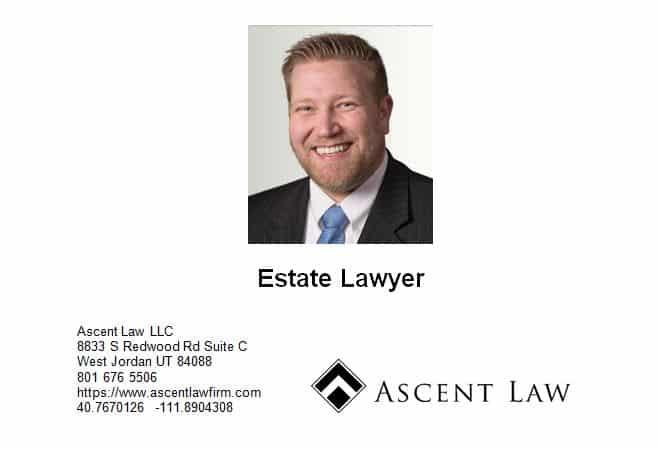 Estate Planning Utah Attorney