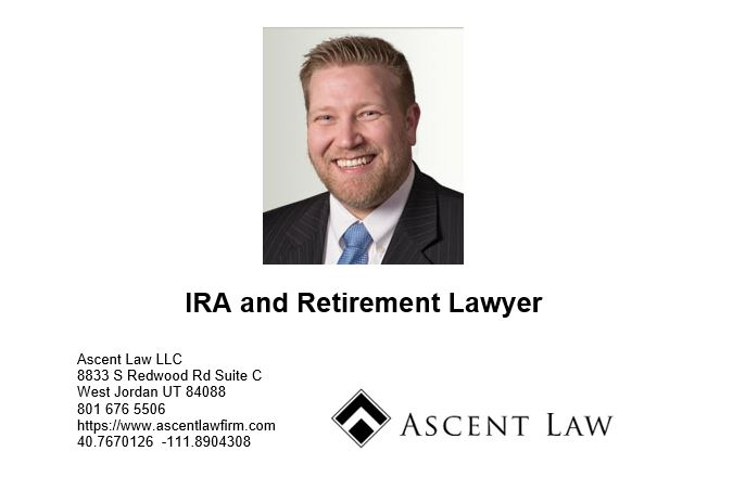 IRA and Retirement Lawyer