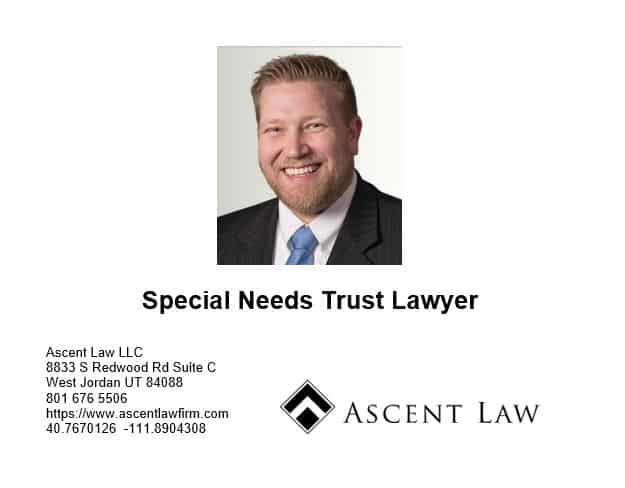 Utah Special Needs Trusts