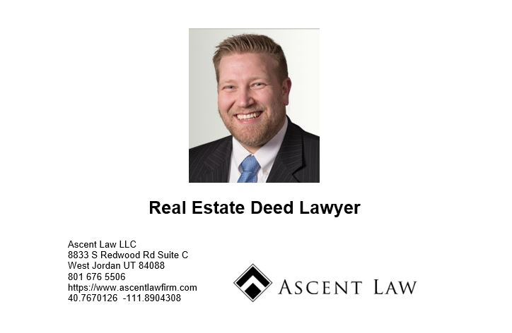 Real Estate Deed Lawyer