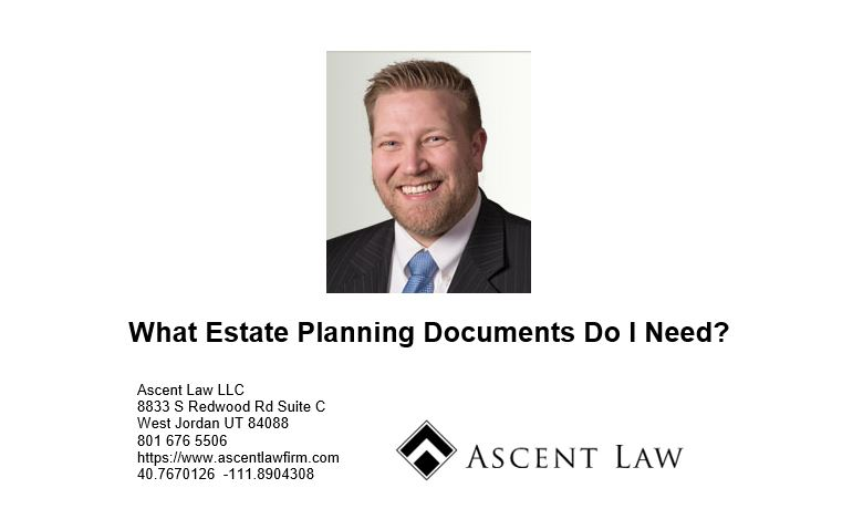 What Estate Planning Documents Do I Need