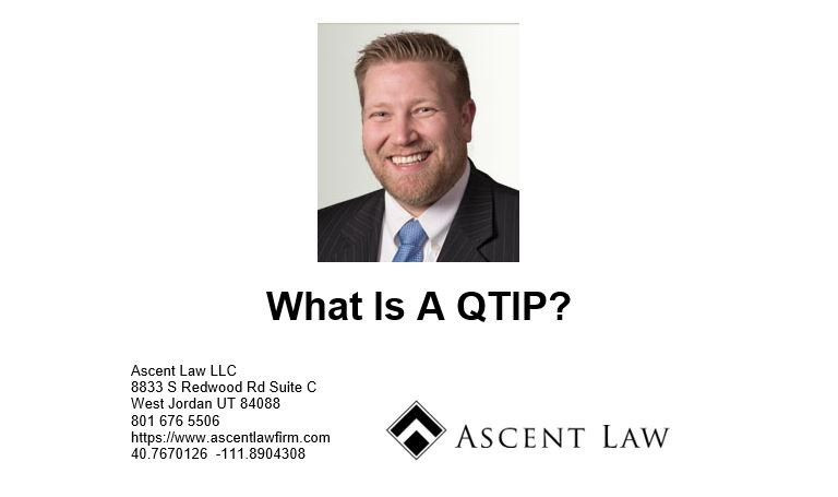 What Is A QTIP?