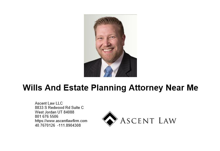 Wills And Estate Planning Attorney Near Me
